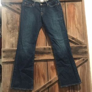 Lucky jeans Lil Maggie style